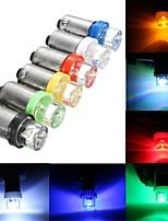 cheap -12V BA9S Car LED Side Maker Light Dashboard Lamp Panel Indicator Bulb