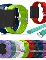 cheap -Watch Band for Approach S4 / Approach S2 / Vivoactive Acetate Garmin Sport Band Silicone Wrist Strap