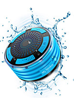 cheap -Portable Wireless Bluetooth Speakers Waterproof IPX7 Radio 8H Playtime 5W Bass Sound Shower Speaker Stereo Pairing Durable Design Backyard Outdoors Travel Pool Bathroom