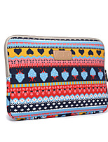 cheap -11.6/12/13.3 Inch Laptop Sleeve Satchel Canvas Bohemian for Men for Women for Business Office