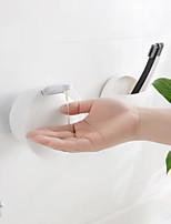 Недорогие -настенный дозатор мыла водонепроницаемый присоска мыльница для ванной комнаты кухня ручной пластиковый держатель для мыла