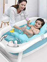 cheap -Children's Bathtub Lying Care Universal Bath Barrel Oversized Lengthened Baby Newborn Supplies Baby Bath Tub Folding