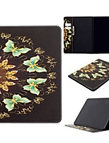 cheap -Case For Apple iPad Pro 11''(2020) Ipad Pro 12.9''(2020) Phone Case PU Leather Material Painted Pattern Phone Case for iPad Mini 5 4 3 2 1 iPad 9.7 iPad 2017 iPad 2018