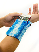 cheap -Phone Armband Running Armband for Running Hiking Outdoor Exercise Traveling Sports Bag Reflective Adjustable Waterproof Lycra Spandex Men's Women's Running Bag Adults