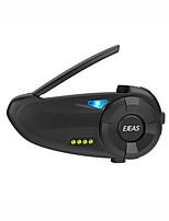 Недорогие -Bluetooth-гарнитура q20 для мотоциклов / 4.2 Bluetooth / внутренняя связь для двух человек в режиме реального времени / FM-радио / ipx5 / 3 секунды быстрое сопряжение / режим ожидания 300 часов /