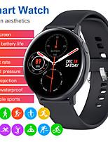 Недорогие -S20 умные часы ЭКГ ppg монитор сердечного ритма мужчины женщины ip68 водонепроницаемый погодное давление артериальное давление smartwatch