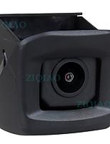 Недорогие -ziqiao 480tvl 720 x 480 ccd проводная 170-градусная водонепроницаемая камера заднего вида / plug and play для автомобиля