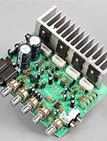 cheap -Amplifier Board Digital Audio Stereo Hi-Fi 22-26 V 250+250 2.0 Reverb Power Amplifier Adapters 10-20 Hz 90dB for Car Home Theater Speakers DIY
