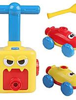 Недорогие -Игрушечные машинки Воздушные шары Игрушка на воздушном шаре Автомобиль Гоночная машинка Мультфильм игрушки Взаимодействие родителей и детей пластик / Детские