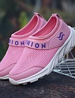 Недорогие -Мальчики / Девочки Удобная обувь Сетка Спортивная обувь Большие дети (7 лет +) Белый / Лиловый / Пурпурный Весна