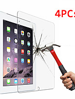 cheap -AppleScreen ProtectoriPad 4/3/2 9H Hardness iPad Screen Protectors 4 pcs Tempered Glass