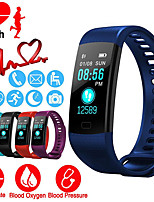 cheap -CARKIRA CY5 Men Women Smart Bracelet Smartwatch Android iOS Bluetooth Heart Rate Monitor Blood Pressure Measurement Sports Calories Burned Long Standby Pedometer Call Reminder Activity Tracker Sleep