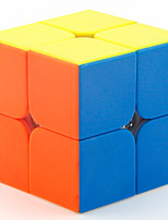 cheap -Speed Cube Set 1 pc Magic Cube IQ Cube Pyramid Alien Megaminx 2*2 Magic Cube Puzzle Cube Professional Level Stress and Anxiety Relief Focus Toy Classic & Timeless Kid's Adults' Toy All Gift