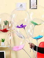 Недорогие -Воздушный шар Перья Свадебные украшения Свадьба / фестиваль Мода / Креатив / Свадьба Все сезоны