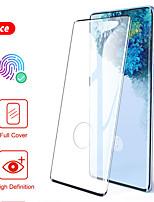 cheap -2Pcs 3D Full Screen HD Tempered Glass Screen Protector For Samsung Galaxy S20 / S20 Plus / S20 Ultra Anti-Fingerprint Anti-Scratch Protective Film
