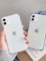 cheap -Case For Apple iPhone 11 / iPhone 11 Pro / iPhone 11 Pro Max Shockproof Full Body Cases / Bumper Transparent TPU