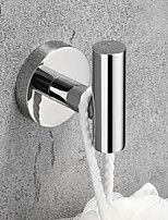 cheap -Robe Hook New Design / Adorable / Creative Contemporary / Modern Stainless Steel / Low-carbon Steel / Metal 1pc - Bathroom Wall Mounted