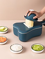 cheap -Vegetable Cutter Grater Round Handle Potato Carrot Slicer Scoop Kitchen Tool Used for washing and draining 11pcs set