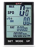 cheap -318 Bike Computer / Bicycle Computer Waterproof Odo - Odometer Odometer Road Bike Mountain Bike MTB Recreational Cycling Cycling