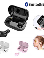 cheap -LITBest L21 TWS True Wireless Earbuds Wireless Bluetooth 5.0 Stereo with Microphone with Charging Box Auto Pairing for Sport Fitness