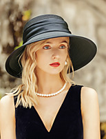 cheap -Stylish Headwear Polyester Hats with Bowknot 1pc Casual / Daily Wear Headpiece