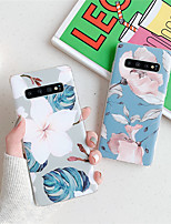 cheap -Case For Samsung Galaxy S9 / S9 Plus / S8 Plus Shockproof Back Cover Flower TPU