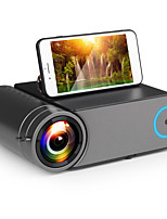 cheap -YG420 Mini Projector 3500 Lumens WIFI Sync Phone 720P Projector Native 1280x720 Support 1080P Video HD YG421 LED Beamer Portable HDMI 3D Home Theater