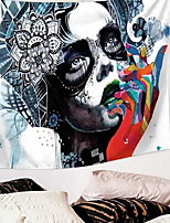 cheap -Psychedelic Tapestry, Abstract Naked Girl Lying on Trippy Mushroom Wall Tapestry, Psychedelic Mushroom Tapestry Wall Hanging for Bedroom Living Room Dorm Apartment Home Decoration