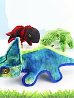 Недорогие -1 pcs Чучело Плюшевая кукла Мягкие игрушки Разговор Игрушка плюша Плюшевые игрушки Плюшевые куклы Мягкие и плюшевые игрушки Под крокодила Мягкость Веселая Плюшевая ткань Плюш Imaginative Play / Дети