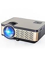 cheap -HTP W5 LED Projector 5000 lm Android/Basic Version Support