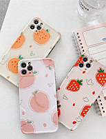 cheap -IMD Design Summer Fruit TPU for Apple iPhone Case 11 Pro Max X XR XS Max 8 Plus 7 Plus SE(2020) Protection Cover