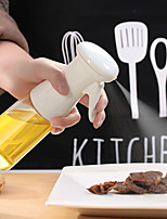 cheap -210ML Oil spray Bottle Leakproof Tansparent Oil Bottle for Salad and Barbecue