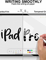 cheap -2pcs Paperlike Screen Protector for iPad 9.7 iPad Pro iPad Air Screen Protector Compatiable with Apple Pencil Anti Glare Painting Screen Protector for iPad iPadmini