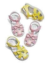 cheap -Girls' Comfort PVC Sandals Little Kids(4-7ys) Yellow / Pink Summer