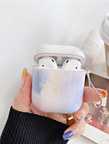 cheap -For Airpods 2 1 Earphone Case Marble Pattern Funda For Apple Airpods Soft TPU Cover Coque on For Airpod Air pods Shockproof Box