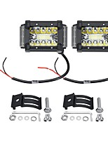 cheap -10V-32V 3.5 Inch 36W 36 LED Work Light Headlights Bar Combo Driving Lamp Offroad SUV ATV UTV 4WD Waterproof