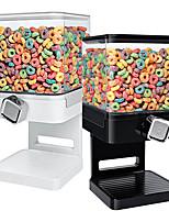 cheap -Single Barrel Cereal Machine Grain Dispenser Oat Storage Tank Self-service Food Storage Container Multi-grain Storage Container