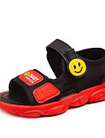 cheap -Boys' / Girls' Comfort PU Sandals Little Kids(4-7ys) / Big Kids(7years +) Wine / Yellow Summer