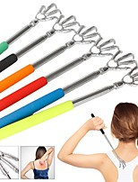 cheap -1 Piece Back Scratcher Telescopic Scratching Back Scratcher Massager Kit Back Scraper Extendable Telescoping Itch Health Products Hackle
