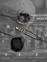 cheap -ORICO In-ear Wired Earphone Colorful HiFi Headset Gamer Bass Music Headphones with Mic for iPhone
