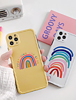 cheap -protective sleeve TPU cartoon Scenery Apple iPhone 11 pro Max X  XS  XR XSMax 8p  8  SE (2020)  soft shell iPhone case