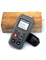 cheap -Digital Wood Moisture MeterPortable Wood Humidity Tester DetectorFirewood Timber Humidity Measuring Devicefor Floor/Wood/Paper/Carton(0-99.9%)