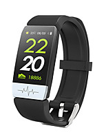 cheap -Q1X Unisex Smartwatch Smart Wristbands Android iOS Bluetooth Waterproof Heart Rate Monitor Sports Exercise Record Health Care ECG+PPG Pedometer Call Reminder Activity Tracker Sleep Tracker