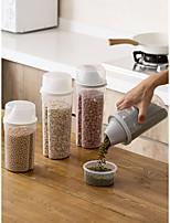 cheap -Multi-grain Sealed Tank Kitchen Food Storage Plastic Dried Fruit Snack Box