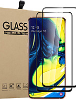 cheap -2pcs 9H Tempered Glass Film for Samsung Galaxy Note 10 Lite  S10 Lite  M31  M30S  A01 A11 A31 A41 A51 A71 A81 A91 A90 5G  A50S A40S A30S  A20S A10S A40 A70 A50 A10
