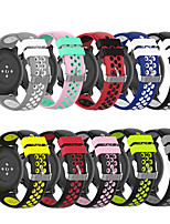 cheap -Watch Band for TicWatch Pro / TicWatch S2 / TicWatch E2 TicWatch Sport Band Silicone Wrist Strap