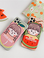 cheap -Soft TPU Fruits Watermelon Case Cover For iPhone 7 8 Plus  X XS XR 11 Pro Max 11Pro se 2020 Silicon Capa