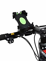 cheap -Bike Mount Stand Holder Bike & Motorcycle Phone Mount 360Rotation Silicone / Metal / ABS Holder