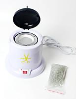 cheap -220V Sterilizer For Nails Art High Temperature Sterilizer Box Nail Tools Disinfection Box Nail Sterilizer Glass Balls Manicure Tools