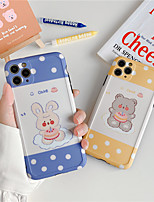 cheap -Cute Cartoon Bugs Bunny rabbit Phone Case For Apple iPhone 11 X XS Max Pro XR 7 8 plus 3D fashion Clear soft TPU Cover Coque